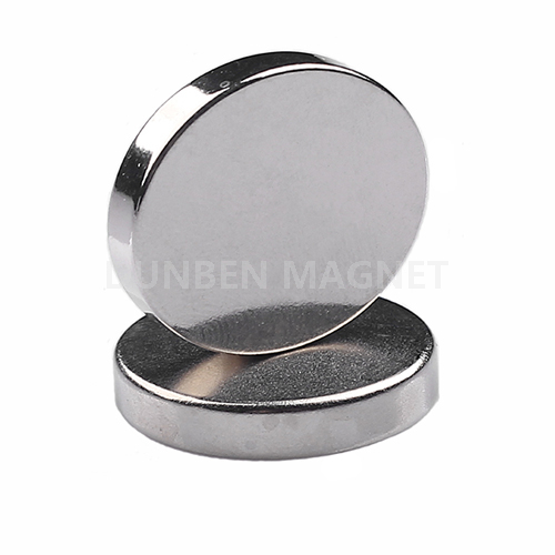 D26x5mm Surper Strong Rare Earth Huge Round Disc Neodymium Magnet
