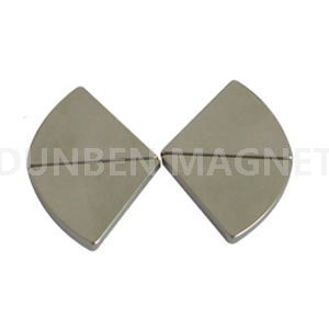 N50 Strong Permanent Rare Earth Triangle Neodymium Magnet