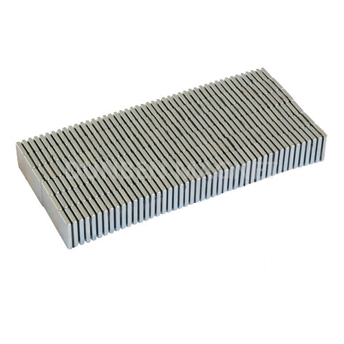 Neodymium Block Bar Magnets 12mm x 7mm x 1mm Grade N35