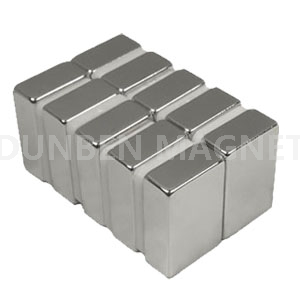 Strong Square Magnet 10mm x 10mm x 5mm Rare Earth Neodymium