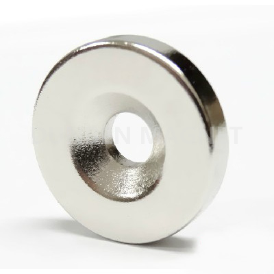 countersink ring rare earth magnet