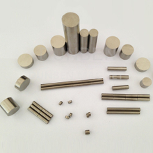 High Quality Cast AlNiCo Rod Permanent Magnets Of Alnico 5 / LNG40 / LNG37 / LNG44