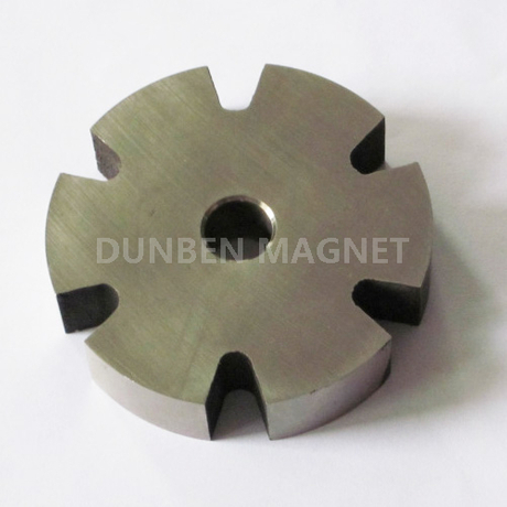 Alnico 5 Rotor Cast Alnico Magnet for Holding And Magnetic Motors