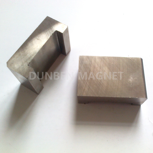 Block AlNiCo Magnet for Balance Weight