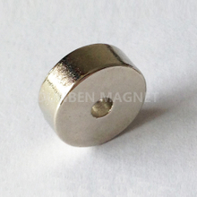 large big radial diametrically magnetized neodymium ring magnet for speaker