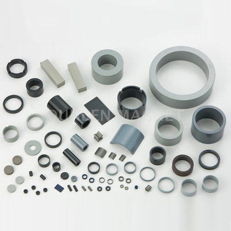 Bonded Compression Molded NdFeB Magnets