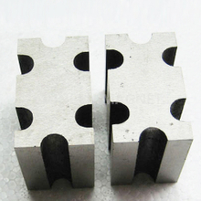 Customized irregular cast alnico 5 magnet