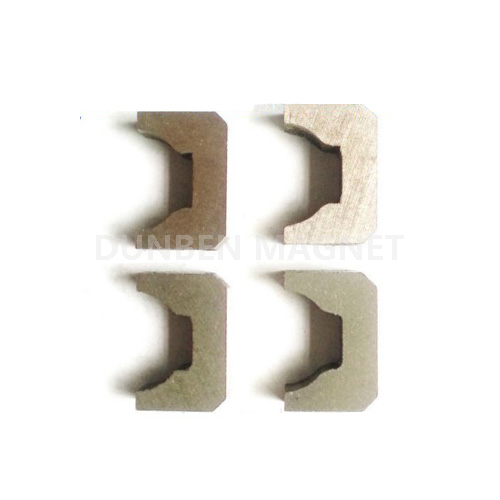 Permanent Alnico U Shape Customized Strong Horseshoe Magnet