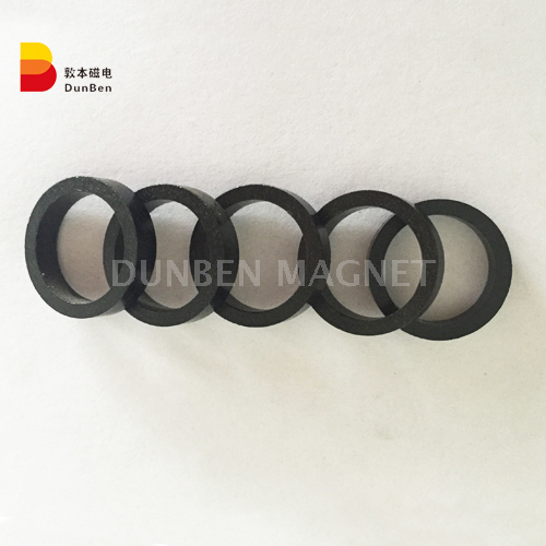 Ring Bonded Industrial NdFeB Magnets