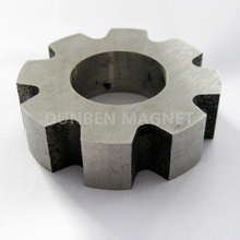 Alnico 8 poles Rotor Cast Alnico Magnet For Motors