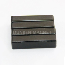 Black Block Cow Stomach Magnets, Rectangular Ferrite Cow Magnet, Rumen Magnets, Nylon Epoxy Coated Block Ceramic Cow Magnet, Hardware Disease Ceramic Cow Magnets
