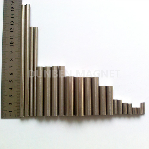 Magnetic Alnico Rod Magnets used in High Precision Magnetic Sensors For Balance