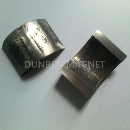 Stong Cast AlNiCo Arc Magnets For Motor