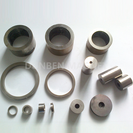 Customized OEM Permanent Cast Ring AlNiCo8 Magnet With Good Corrosion Resistance