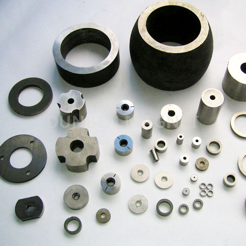 Customzied Different Size Cast AlNiCo Ring Magnet