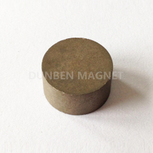 Cylinder Sintered Samarium Cobalt SmCo Magnets Rare Earth Magnet Manufacturer