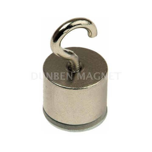 Super Strong Deep Pot NdFeB Neodymium Magnetic Hook